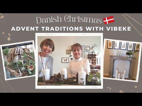 Diane's Danish Christmas – Advent Sunday traditions with Vibeke
