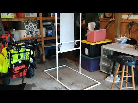 DIY paper tuning stand for under $20