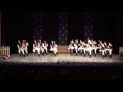 Vianočné vystúpenie 2017 - Marhanská (Autor videa: Petra Mitašíková PhD.)
