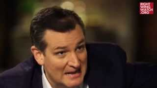 RWW News: Ted Cruz Says That 'Climate Change Is Not Science, It's Religion'