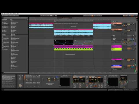[Jens East Ableton remake] Firebeatz & Chocolate Puma feat. Bishøp - Lullaby