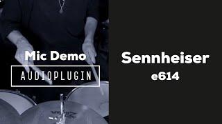 Mic Demo - Sennheiser e614