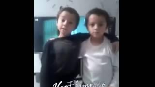 Los Gemelos Antonio y Paco de (La Voz Kids) cantandole a su familia con mucho Arte | VEOFLAMENCO