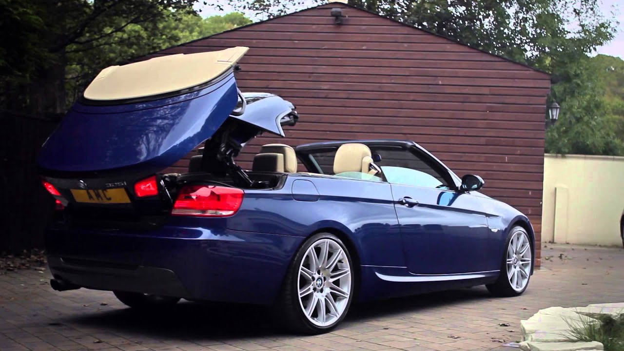 Bmw 325i 3 0i M Sport Coupe Cabriolet Oct 2014 Youtube