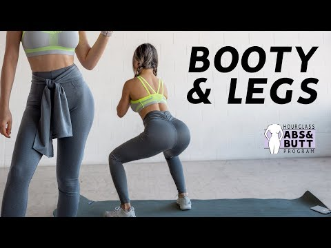 get-that-toned-legs-&-round-booty-workout-|-hourglass-program
