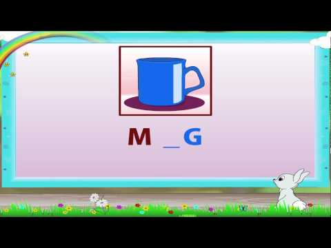 Learn Grade 2  - English Grammer - Vowels