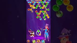 Bubble Witch 3 Saga Level 1103 ~ Boosters