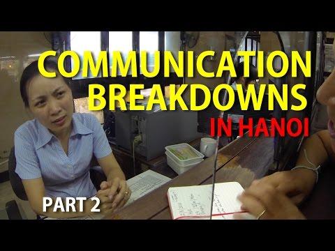 Backpacking Vietnam Part 2: Communication Breakdowns in Hanoi