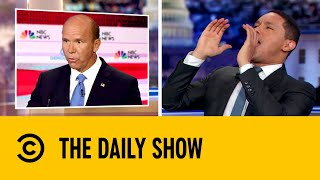 John Delaney Steals The Spotlight At Democratic Debate | The Daily Show with Trevor Noah