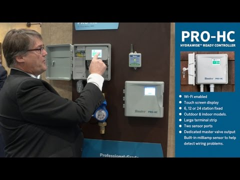 Pro-HC Wi-Fi Irrigation Controller Product Guide, IA Show