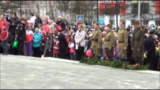 Асбестовцы отпраздновали День Победы, 9 мая 2014 г.