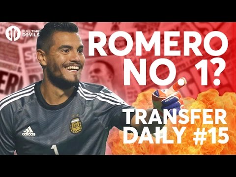 De Gea Speculation, Young Update, Donnarumma's Agent | Manchester United Transfer News | TD #15