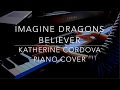 Imagine Dragons Believer HQ Piano Cover mp3