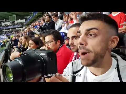 UEFA Super Cup Surprise with DJ Mariio!
