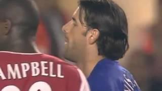 Arsenal vs Manchester United 16 04 2003