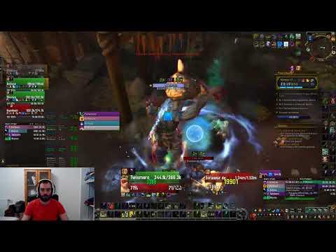 World Of Warcraft - Port Liberté +11 Pov Tank DH - Saison 2 BFA