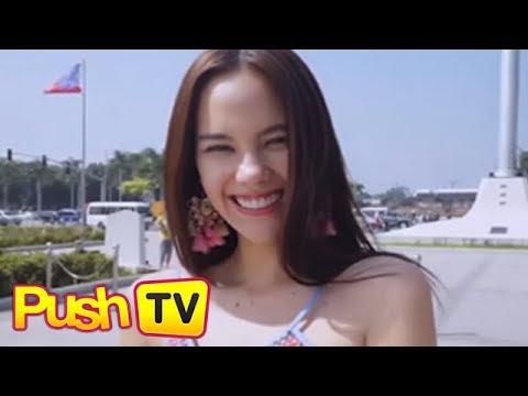 Push TV: Catriona Gray, ipinagmalaki ang bansa sa 'This is the Philippines'