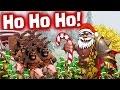 "Clash of Clans ""Santa Claus Attacks"" HoHoHo! From Peter17$ and Galadon"