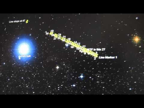 Orion Belt Anomalies