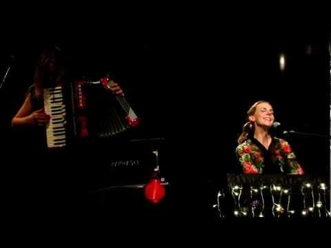 Anna Depenbusch & Band - Heimat (Kaiserslautern 02.03.2012)