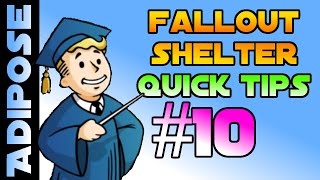Fallout Shelter Tips! #10 How to get the best RUSH chance