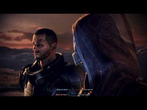 Mass Effect 3 - Letting the Quarians die