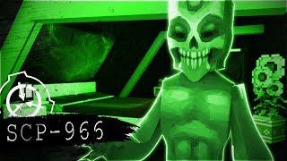 "Minecraft SCP Foundation! - SCP-966 ""SLEEP KILLER"" [S2E7]"