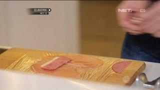 Chicken Cordon Bleu - eKitchen with Chef Norman
