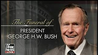 FULL TEXAS FUNERAL: Honoring And Remembering George H.W. Bush