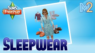Sims FreePlay - Sleepwear Event OLD VERSION (Tutorial & Walkthrough)