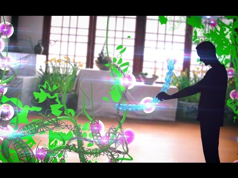 flora robotica - crowds of robots to grow our houses and future green cities