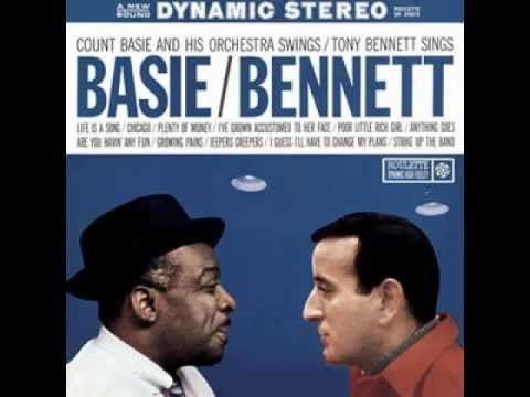 Tony Bennett and Count Basie - Chicago 1958