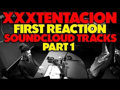 XXXTENTACION FIRST REACTION/REVIEW - SOUNDCLOUD TRACKS (PART 1) (JUNGLE BEATS RADIO)