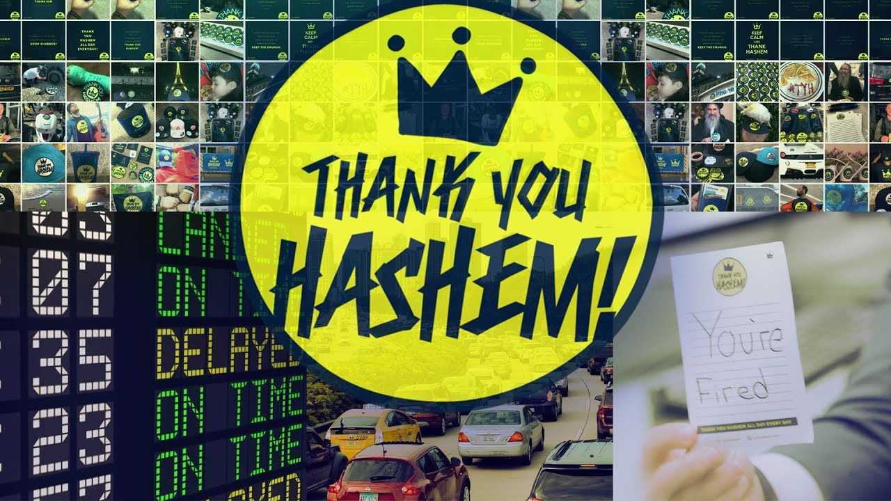 THANK YOU HASHEM | JOEY NEWCOMB ft. Moshe Storch (Official Music Video) @tyhashem | TYH Nation