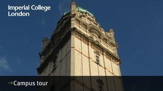 Campus tour 2013