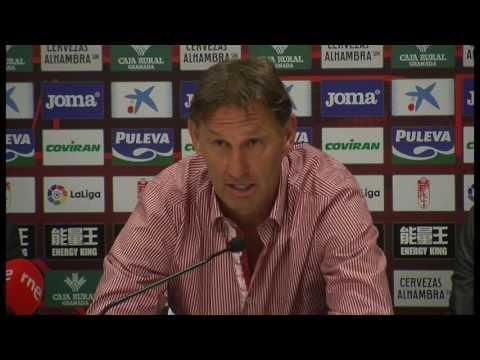 Tony Adams, nuevo entrenador del Granada CF -- #PlanetaGranada || GRX9tv
