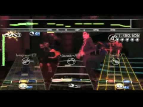 Interrobang! - DOA (Foo Fighters) - Rock Band Expert Full Band - GS