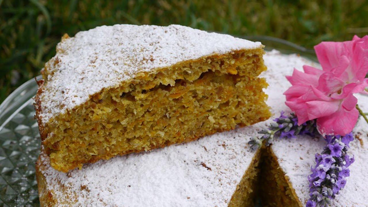 Рецепт морковного пирога от юлии высоцкой