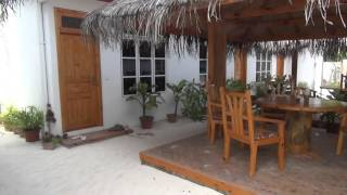 Дешевое жилье на Мальдивах. Гестхауз New Breeze Thoddoo Inn