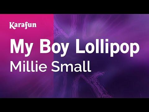 Karaoke My Boy Lollipop - Millie Small *