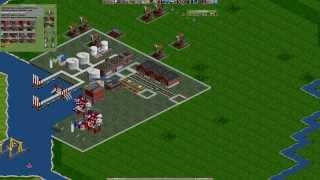 [timelapse] Puerto Petrolero / Oil Dock (ottd)