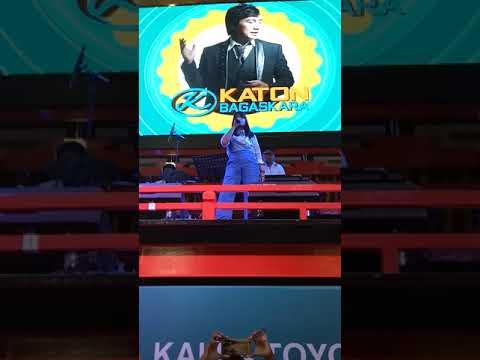 Sayang - Via Vallen Live Performance by Hanin Dhiya