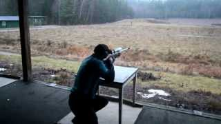 ipsc rifle 300m training match semi and manual