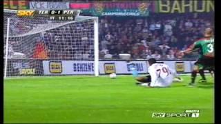 ternana-PERUGIA 0-2     Serie B 2004/05