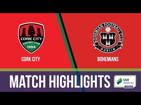 HIGHLIGHTS: Cork City 3-0 Bohemians