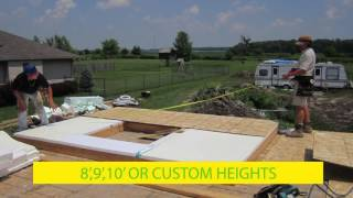 ez sips low cost green home construction diy custom structural insulated panels on site in minutes