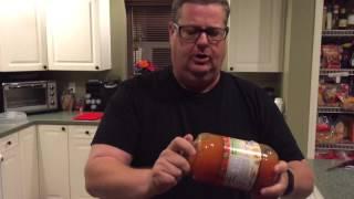Easy one pot pressure cooker spaghetti with frozen meatballs