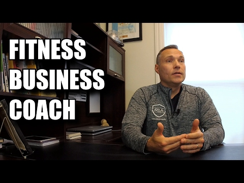 Fitness Business Coach with Pat Rigsby