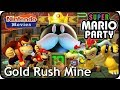 Super Mario Party: Gold Rush Mine (Partner Party, 2 Players, 20 Turns, Master Difficulty)