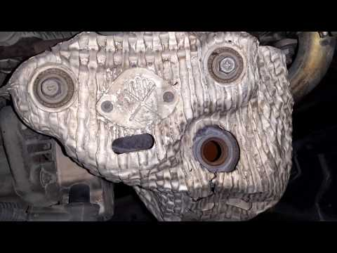 Catalytic Converter Cleaning And Fuel  Pump Filter Cleaning Toyota Passo Pickup Problem Solution